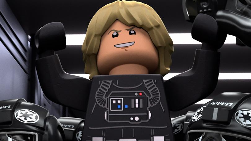 LEGO Star Wars Griezelige Verhalen Disney Plus