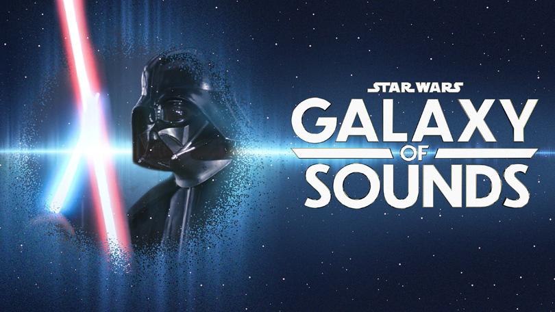 Star Wars Galaxy of Sounds Disney Plus